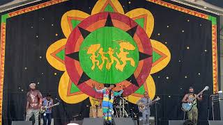 Jupiter & Okwess of the Democratic Republic of the Congo Live at Jazz Fest