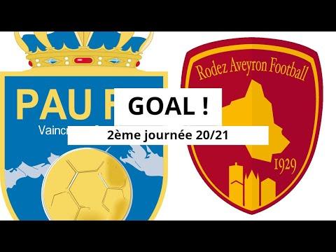 Pau Rodez Goals And Highlights