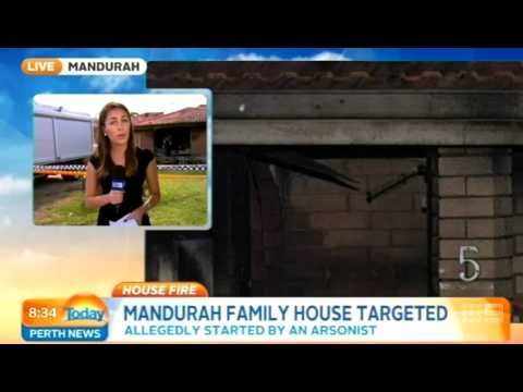 House Fire | Today Perth News