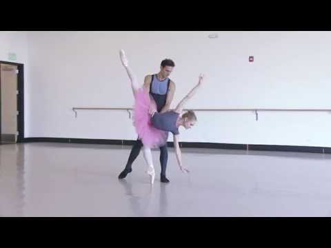 Chandra Kuykendall discusses her roles of Odette-Odile in Swan Lake