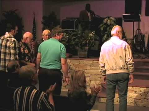 June 16, 2013 Healing service with Billy Burke