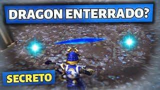 Mystery: Dragon Buried In Lethal Latifundio? Truth? - Fortnite Season 7 Secrets