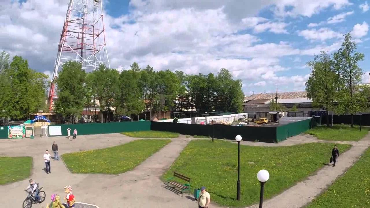 фото чебоксары парк победы