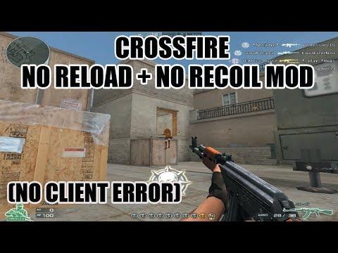 CrossFire   AK47 [ NO RELOAD + NO RECOIL MOD] (NO CLIENT ERROR)