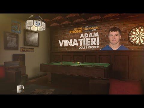 Colts Kicker Adam Vinatieri Believes Tom Brady Will Retire a Patriot | The Dan Patrick Show