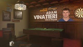 Colts Kicker Adam Vinatieri Believes Tom Brady Will Retire a Patriot   The Dan Patrick Show
