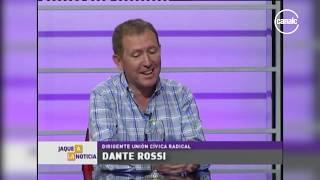Dante Rossi | Dirigente Unión Cívica Radical