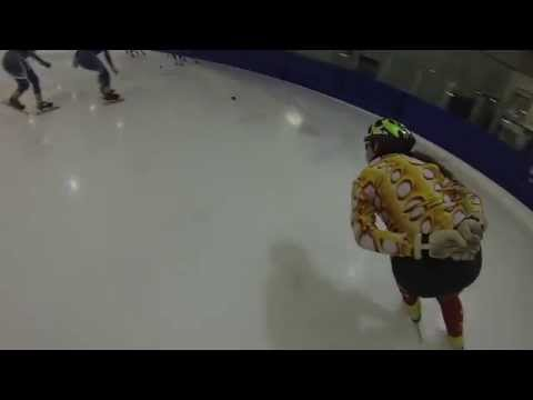 Short Track Speed Skating 2013 {HD}