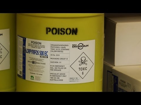 Chemical And Hazardous Substances Safety - Safetycare - Dangerous Goods