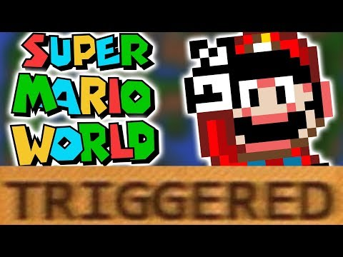 How Super Mario World TRIGGERS You!