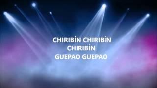 GARY - CHIRIBIN, CHIRIBIN (KARAOKE)