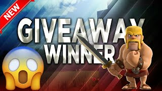 Th8 Giveaway Result is here ! | Th9 maxx giveaway is starting