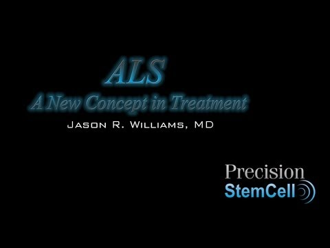 Precision StemCell - ALS Treatment with Gene Therapy and Stem Cells