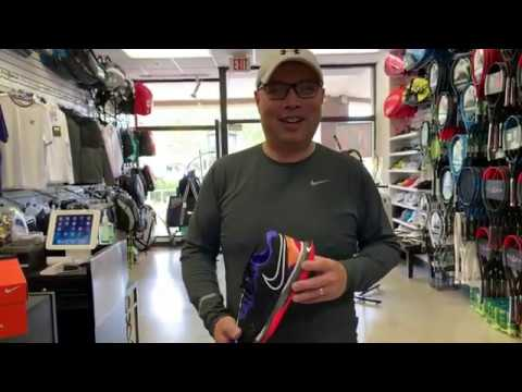 NIKE AIR ZOOM VAPOR CAGE 4 TENNIS SHOE REVIEW