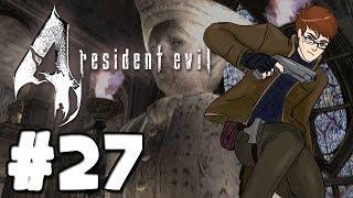 Resident Evil 4: Ep 27: Giant Statue