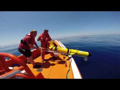 Underwater Robots Learn a New Language