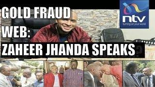 Fake gold scam: Suspect Zaheer Jhanda explain his involvement