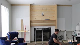 DIY Built-ins Part 1 withHEART