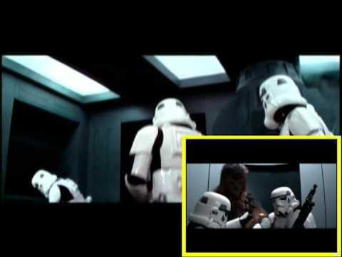 Star Wars Music Video: Han, Leia, Luke