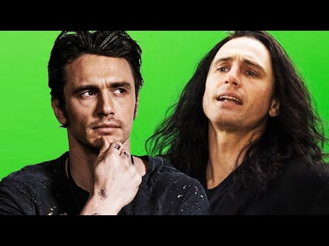 James Franco On Becoming The Disaster Artist - Up At Noon Live!