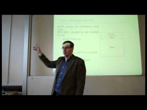 Application Protocols Part 3