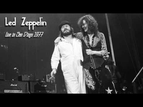Led Zeppelin: Live in San Diego 1977 [40 YEAR ANNIVERSARY]