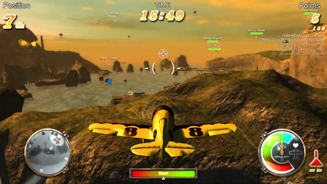 DogFighter - 05 - Dogfighter greifing? - YouTube
