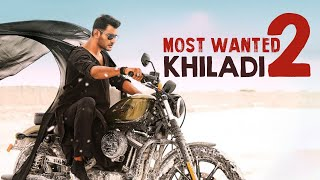 MOST WANTED KHILADI 2 (2020) New Released Full Action Hindi Dubbed Movie | Vishal, Sameera Reddy
