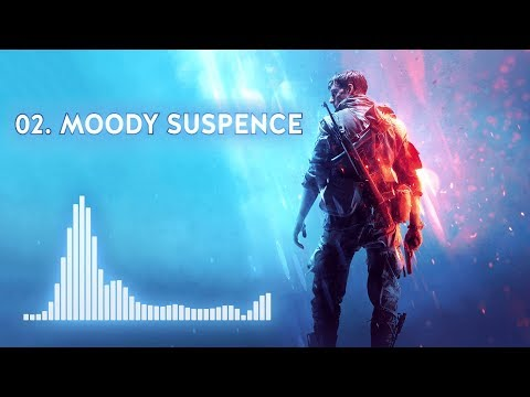 Battlefield V  Soundtrack - 02 Moody Suspence   60fps With Visualizer