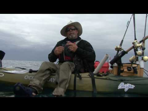 How To Troll Live Bait In Your Kayak