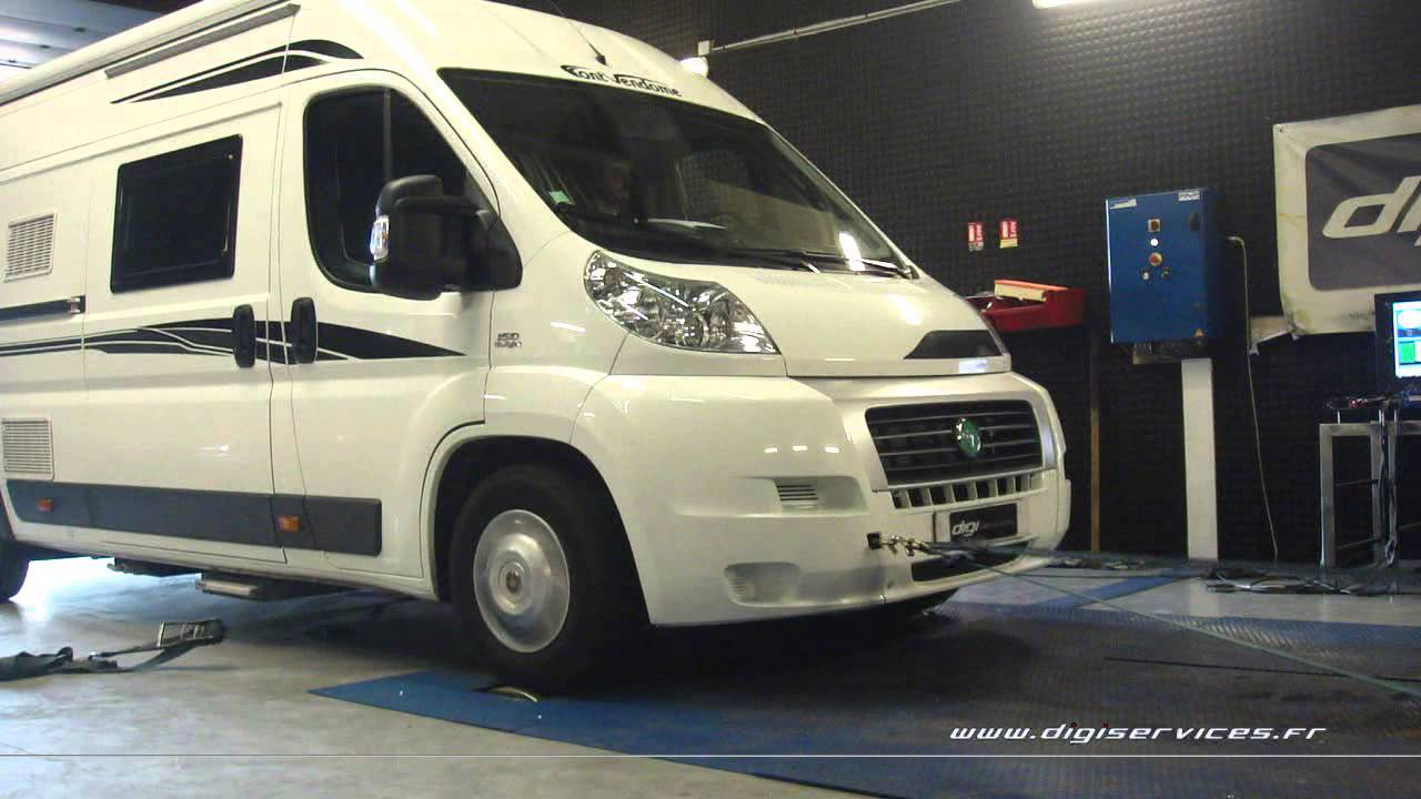fiat ducato jtdm 150cv reprogrammation moteur 176cv digiservices paris 77 dyno youtube. Black Bedroom Furniture Sets. Home Design Ideas