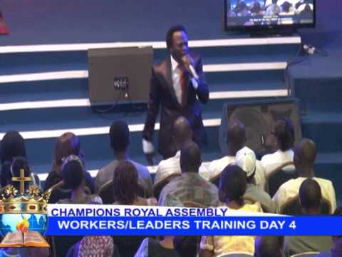 Download THE ROLE OF THE HOLY SPIRIT IN LEADERSHIP