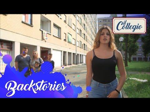 Backstories: Syria D'Ambra - Il Collegio 3