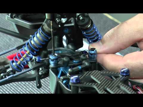 JConcepts #2166 Anti-Roll Bar Kit Install Video - Part 1