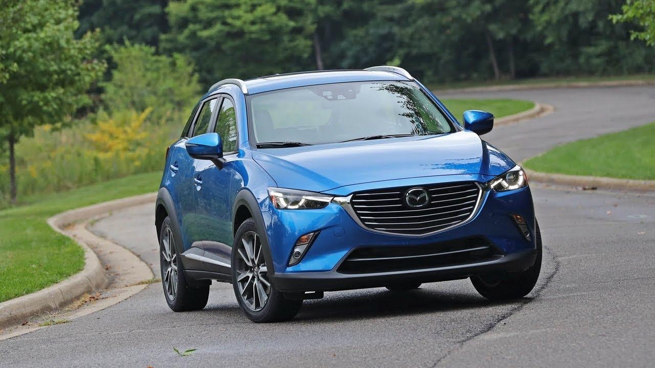 2018 Mazda Cx 3 Review - YouTube