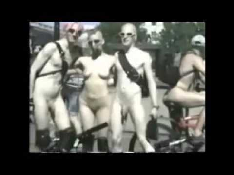 London 2006 Naked Bike Ride [Warning Contains Full Frontal Nudity]