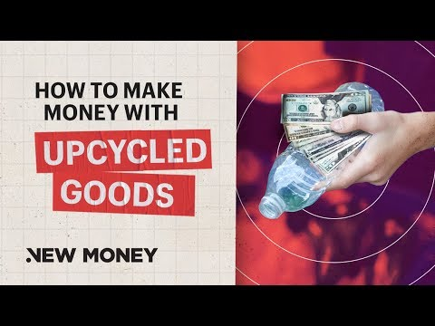 Making Money with Recycled Goods