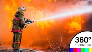 В Ленобласти загорелся склад с палетами - СМИ2