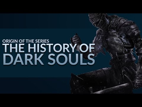The History of Dark Souls - The Founding of From Software to Dark Souls 3