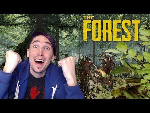 4 Salty Lost Bois  | The Forest Multiplayer #1