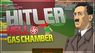 ROBLOX EXPLOIT TROLLING - SENDING PLAYERS TO HELL, GAS CHAMBERS!! #2