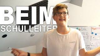 ICH war beim SCHULLEITER... -Daily Vlog 19