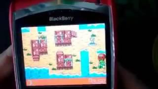 blackberry 8700 - game super yum yum 2