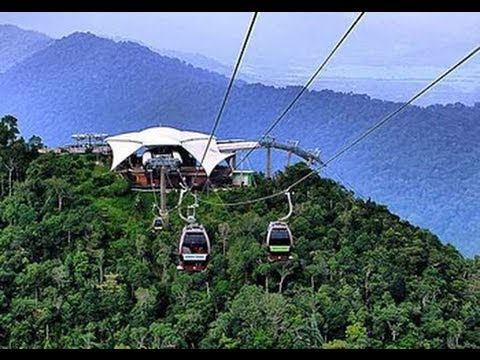 Langkawi Cable Car,Malaysia I www.bowlegsnomorereview.com