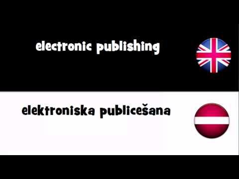 VOCABULARY IN 20 LANGUAGES = electronic publishing.avi