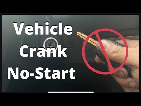 How to fix a car that cranks but doesn't start