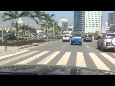 Marginal de Luanda - Angola Growth