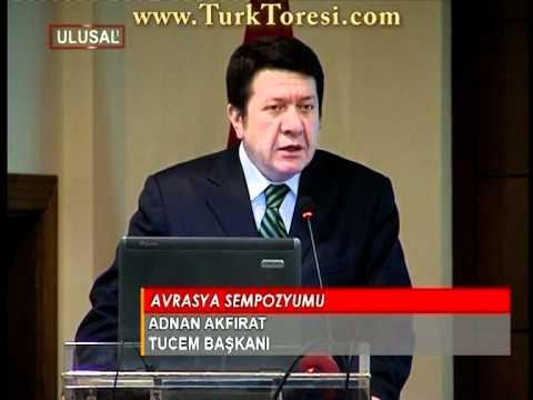Avrasya Sempozyumu - 2-3 mart 2010 - www.TurkToresi.com
