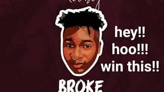 Kolaboy - Broke Boyz (Lyrics Video )