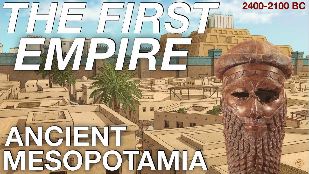Download The Entire History of the Akkadians // Ancient Mesopotamia Documentary